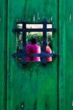 peephole Стоковое Фото