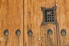 peephole Photographie stock libre de droits
