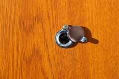 Peephole Stock Photos