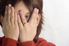Peeping Stock Images