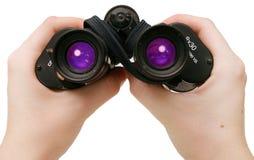 Peeping tom 2... Royalty Free Stock Photography