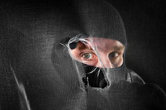Peeping tom Royalty Free Stock Photos