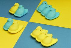 Peeps Stock Photos