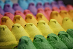Peeps Royalty Free Stock Photo