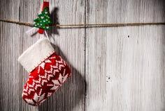 Peg do Natal. Imagens de Stock Royalty Free