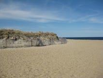 Pegadas em Maine Fotos de Stock Royalty Free