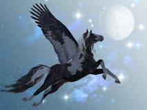 Pegasus 03 stock illustratie
