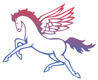 Pegasus Royalty Free Stock Photos