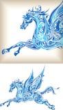 Pegasus Imagem de Stock