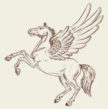 Pegasus Lizenzfreies Stockbild