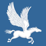 Pegasus Vektor Abbildung
