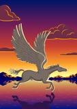 Pegasus Stock Afbeelding