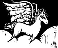 Pegasus Royalty Free Stock Images
