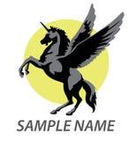 Pegasus Stockfoto