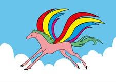 Pegasus Royalty-vrije Stock Foto's