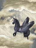 pegasus διανυσματική απεικόνιση