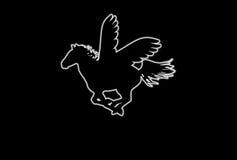 pegasus Стоковые Фотографии RF