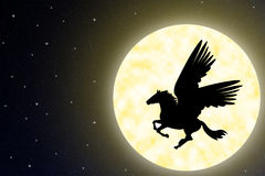 pegasus stock illustratie