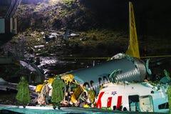 Pegasus Airlines plane crash in Istanbul, Turkey on 05 February 2020