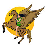 Pegasus Royalty Free Stock Images