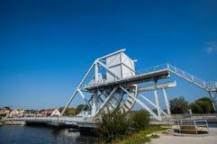 Pegasus-Brücke Stockbild