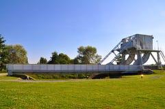 Pegasus Bridge, Normandy, France Stock Photos