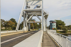 Pegasus bridge Stock Image
