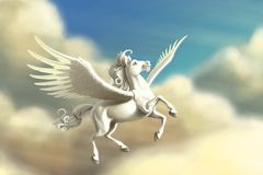Pegasus Royalty Free Stock Photo