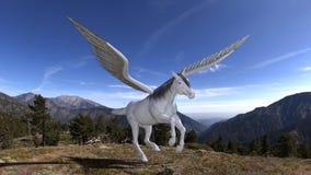 Pegasus Royalty Free Stock Photos