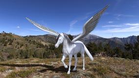 Pegasus Royalty Free Stock Photography
