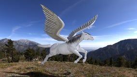 Pegasus Stock Photo