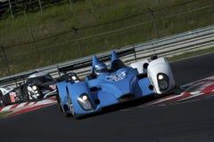 Pegasus Racing at free practice Stock Photos