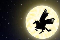 Pegasus. Stock Images