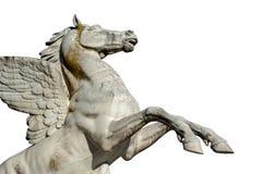 Pegasus statue, in the Boboli Garden, Florence Stock Photography