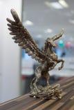 Pegasus staty Royaltyfria Bilder