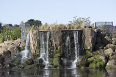 Pegasus vattenfall Royaltyfria Foton