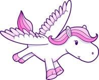 Pegasus Vector Illustration Royalty Free Stock Photography