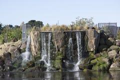 Pegasus waterfall. Taken of the waterfall at Pegasus town Royalty Free Stock Photos