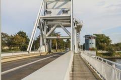 Pegasusbrug stock afbeelding