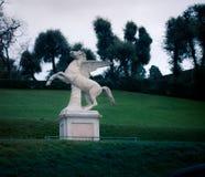 Pegasusstandbeeld Florence Royalty-vrije Stock Foto