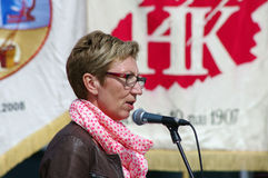 Peggy Hessen Folsvik Stock Photo