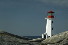 Peggy`s Cove Royalty Free Stock Photography