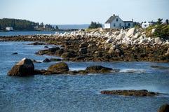 Peggy's Cove in Nova Scotia Canada Stock Photography