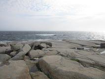 Peggy`s Cove, Nova Scotia, Canada Stock Image