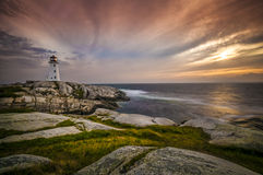 Peggy's Cove Royalty Free Stock Photo