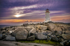 Peggy's Cove Royalty Free Stock Photos