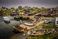 Peggy's Cove Stock Photography