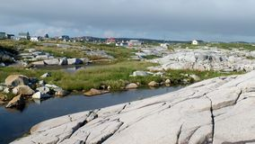 Peggy's Cove Stock Image