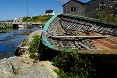 Peggys cove Royalty Free Stock Photos