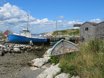 Peggys Cove Stock Images